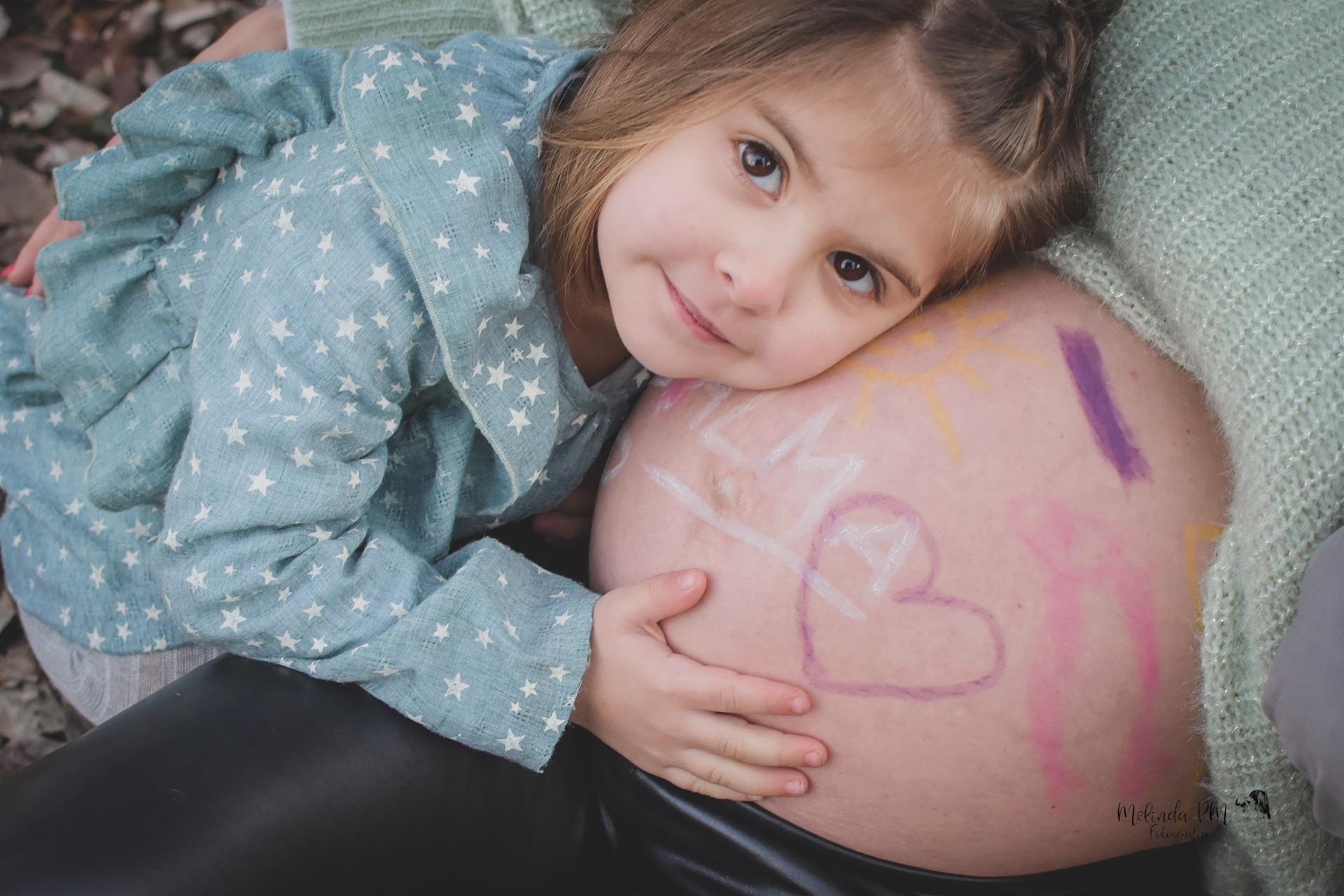 Reportaje de Embarazo en Zaragoza | Esperando a Alma 16