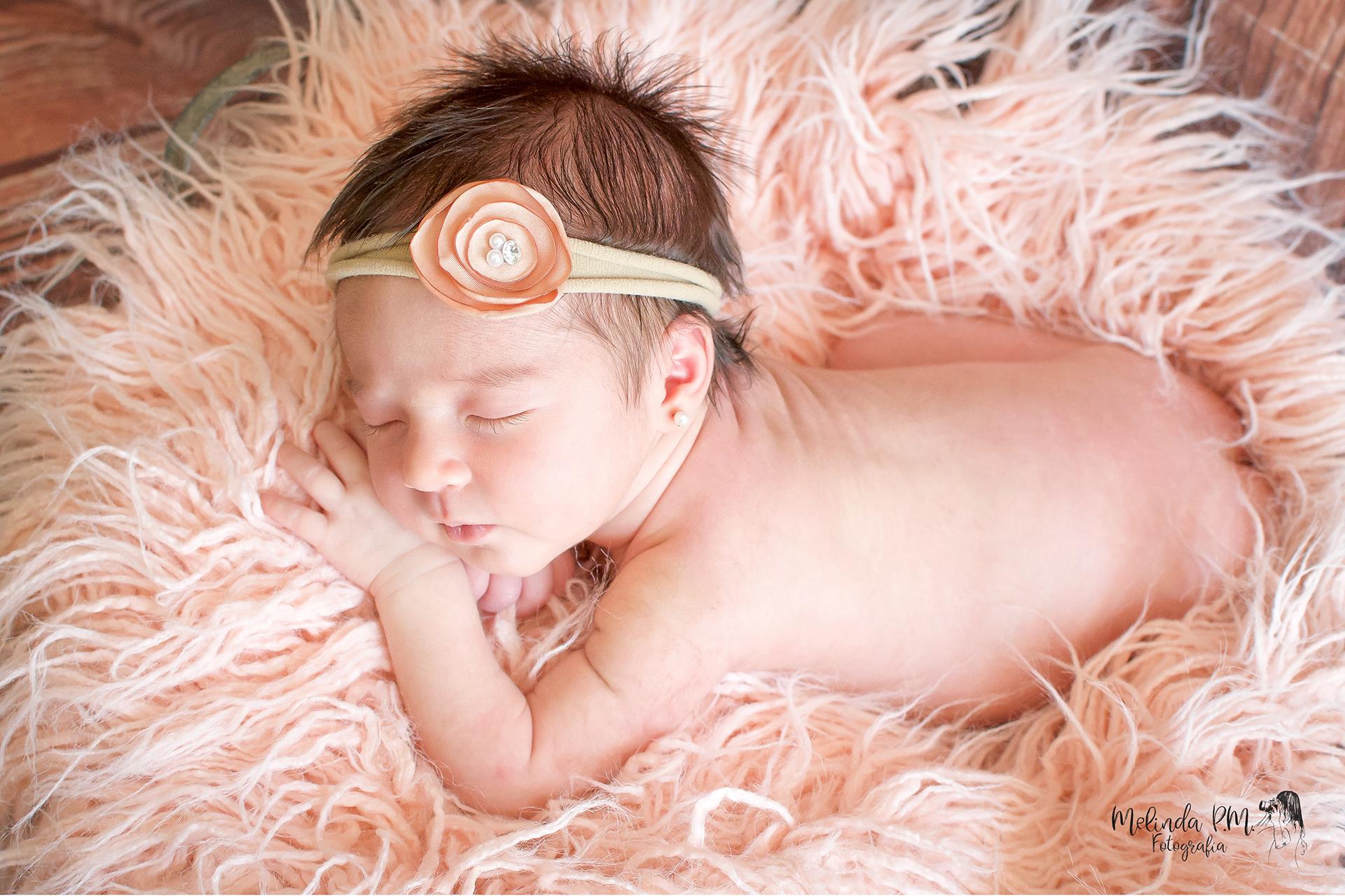Fotografía de recién nacido en Zaragoza