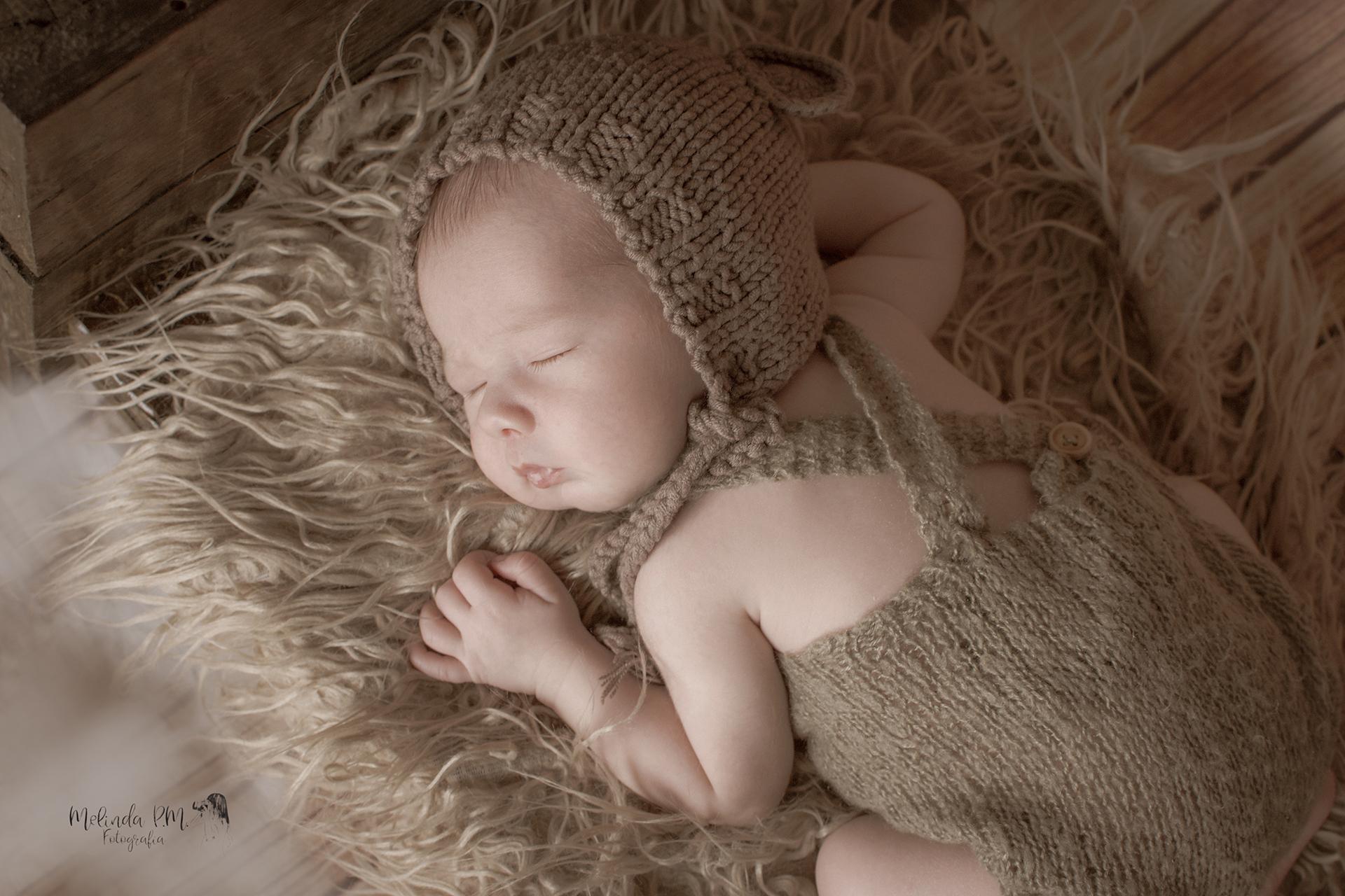 Fotografía de recién nacido en Zaragoza 15