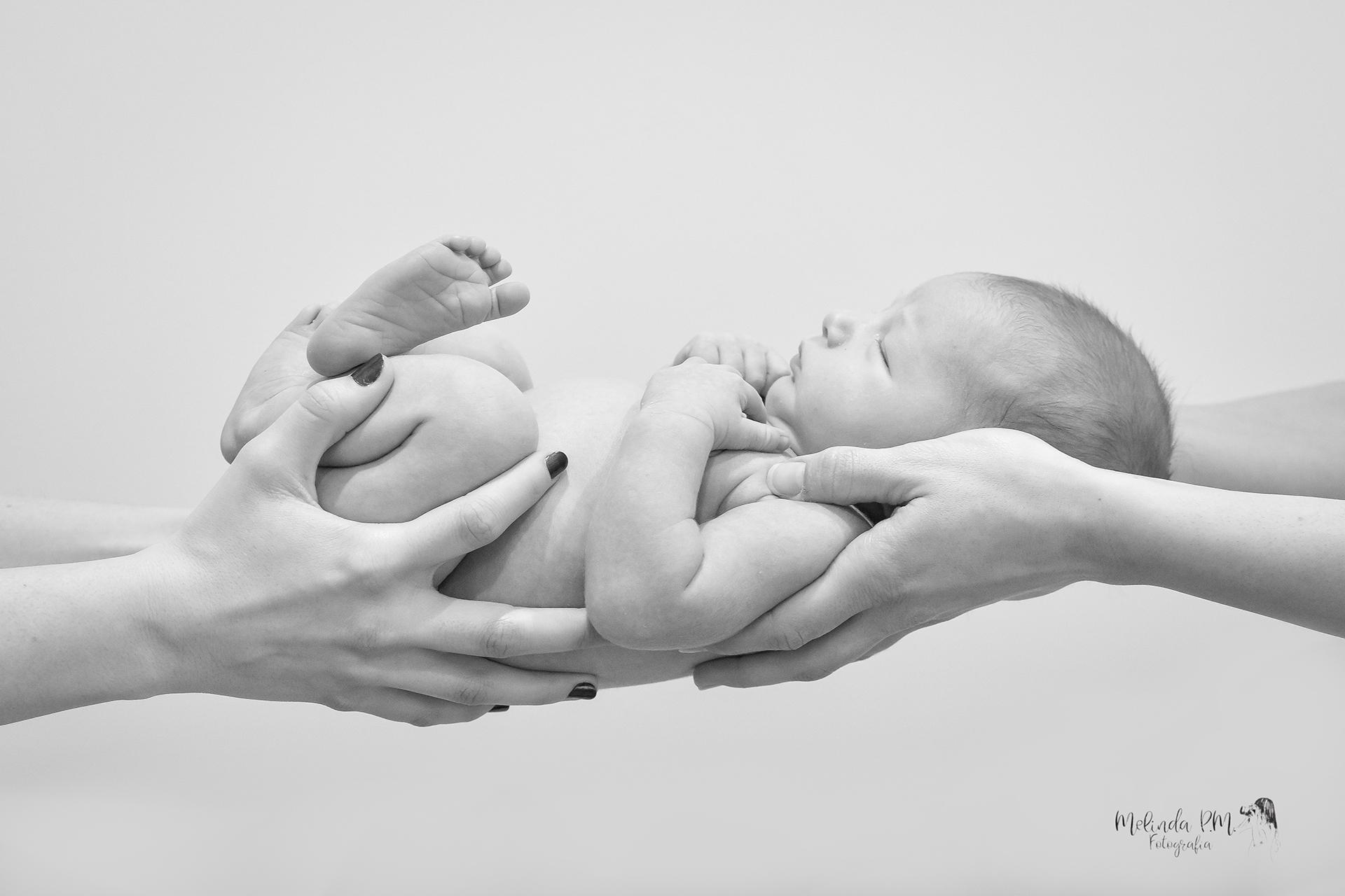Fotografía de recién nacido en Zaragoza 8