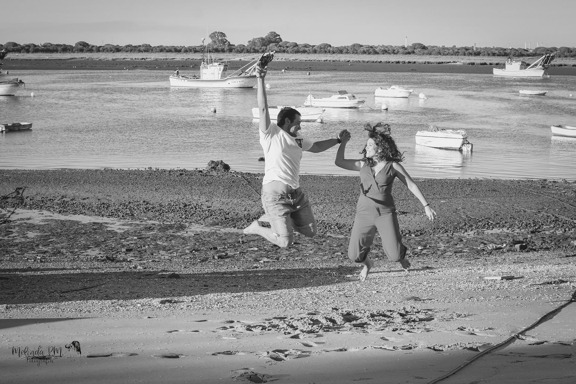 Daniel y María. Amor en la ría de Punta Umbria 3