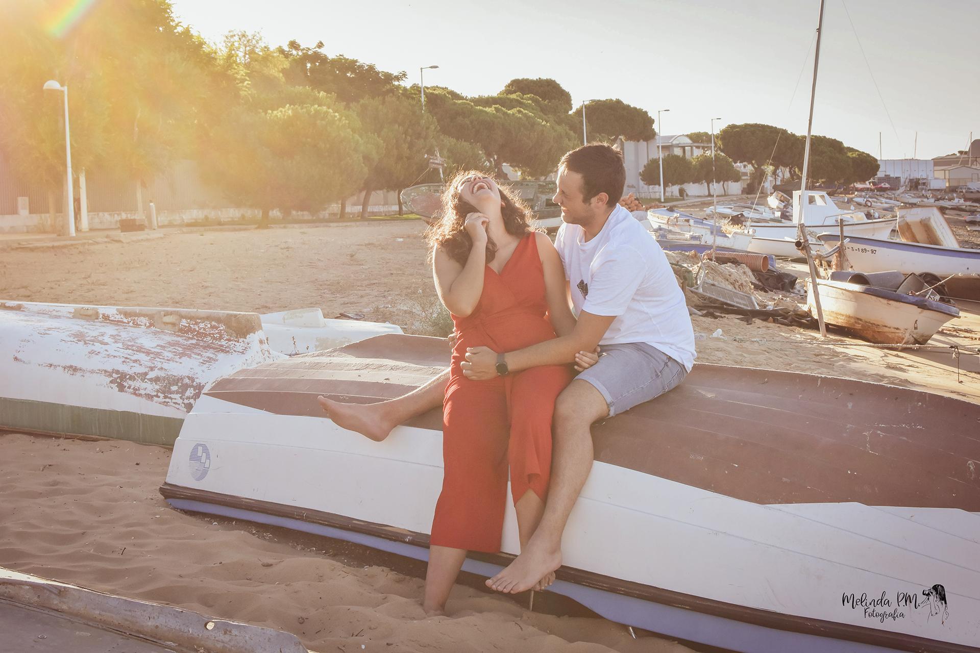 Daniel y María. Amor en la ría de Punta Umbria 5