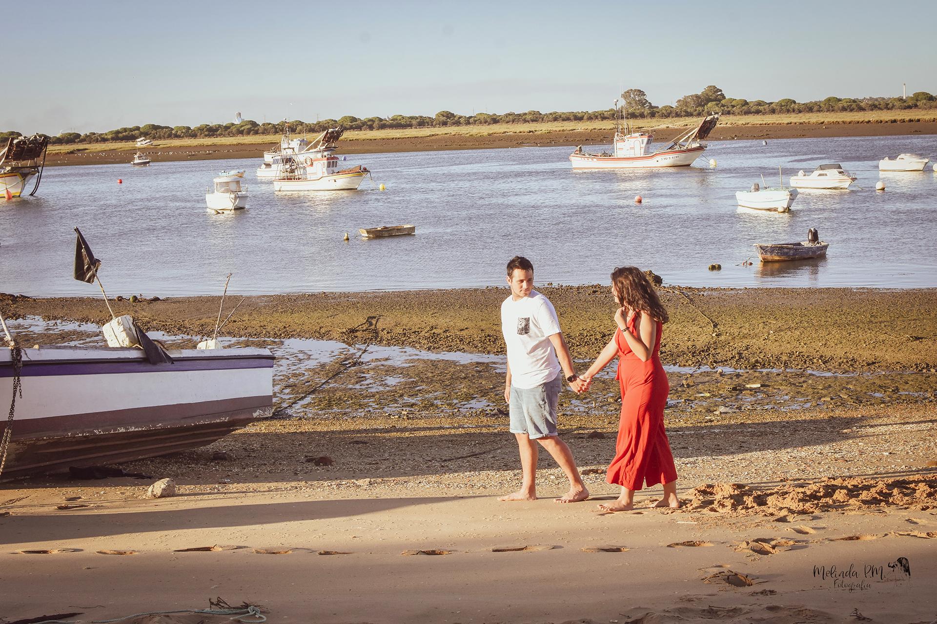 Daniel y María. Amor en la ría de Punta Umbria 8